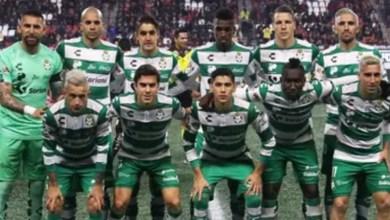Photo of Otros cuatro futbolistas de Santos Laguna dan positivo a COVID-19: suman 12 contagiados