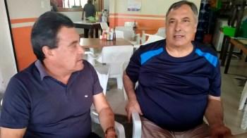 """Recuerda esta figura del futbol, que jugó en la Selección de Segunda División Sub-21, con Jorge Tapia, papá del """"Chicharito"""" y Fernando Garduño, otro grato recuerdo."""