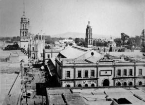 MERCADO A. SERDAN, PARROQUIA Y SAN JOSÉ
