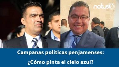 Photo of Campanas politicas penjamenses: ¿Cómo pinta el cielo azul?