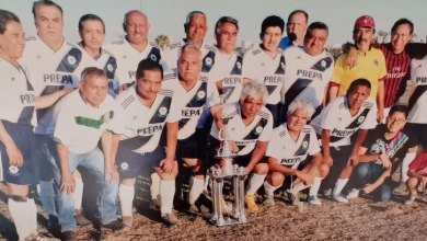 Photo of Prepa Campeón de la Liga Mayores de 60