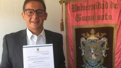 Photo of Designan como Director de la ENMS Centro Histórico León al Mtro.  Diego Armando Nicasio Tovar
