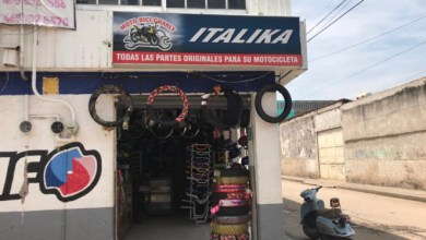 "Photo of Altas ventas en refaccionaría de motos y bicis ""Charly"""
