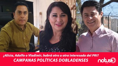 Photo of Campanas políticas dobladenses