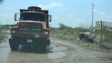 Photo of Camino hacia el panteón Guadalupano en pésimas condiciones