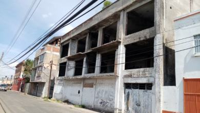 Photo of Construcciones abandonadas, guaridas de maleantes