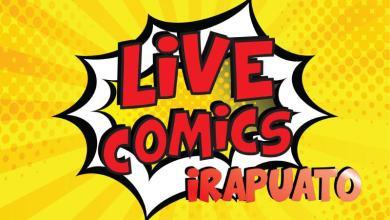Photo of Live Comics Irapuato regresa el 2021