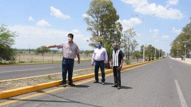 Photo of Samuel Cruz inaugura rehabilitación de Boulevard Mariano Abasolo