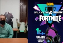 Photo of La Copa Balamrush Fornite Irapuato