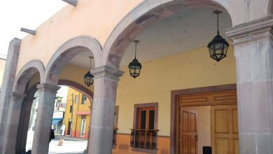 Photo of La Casa de la Cultura de Huanímaro en sus inicios