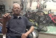 """Photo of Don Luis Meza """"El cantante de Huanímaro"""""""