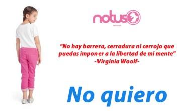 Photo of No quiero… las mujeres hemos sufrido una serie de prohibiciones
