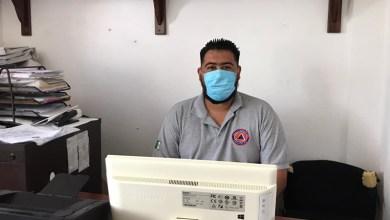 """Photo of """"El salvar una vida, prevenir y ayudar es lo que más me gusta"""" Ulises Mosqueda PC Cuerámaro"""