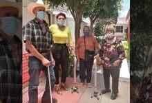 Photo of Entrega Dif Pueblo Nuevo auxiliares ortopédicos
