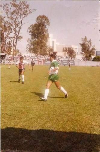 Miguel Amezola, fino mediocampista que brilló por su futbol con el Abasolo