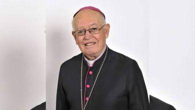 """Photo of Monseñor Salvador Martínez Pérez, un personaje """"celestial"""" de Abasolo"""