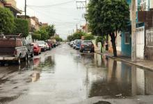 Photo of El sur de la ciudad y sus calles inundadas tras las lluvias