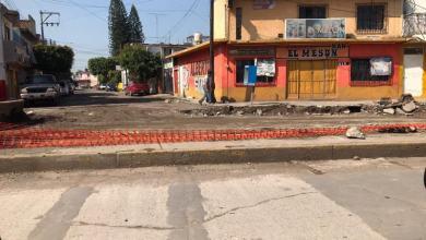 Photo of Obra en la Calzada Insurgentes genera lento tráfico, desvió de transporte público y escases de Agua