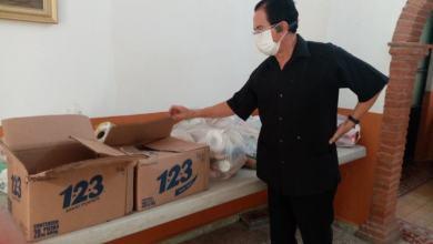 """Photo of """"La pandemia me ha permitido sentirme más Sacerdote""""… Padre Efrén Silva"""