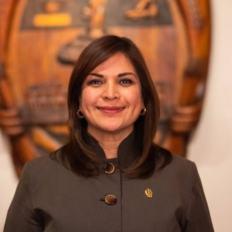 Elvira Paniagua, alcaldesa | Celaya