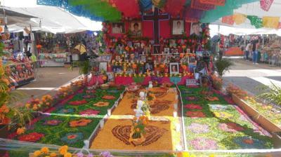 altar muertos plaza comercio feria alfeñique (4)