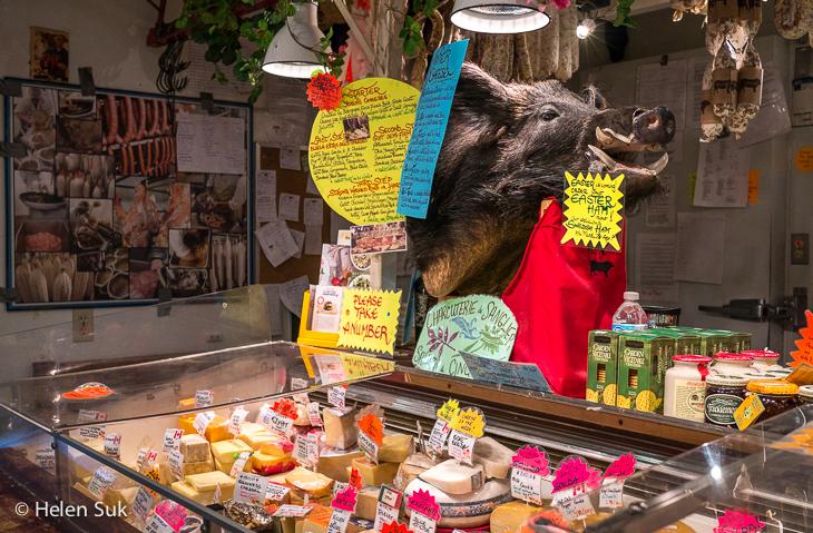 granville island public market in vancouver bc
