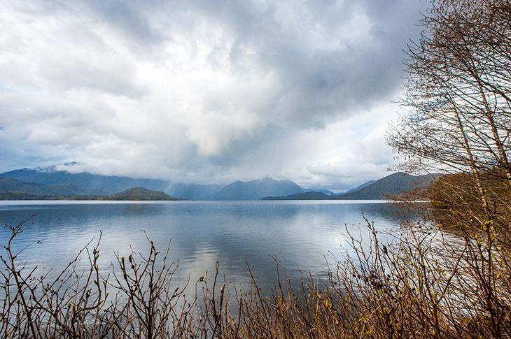 kennedy lake, nanaimo to tofino, road trip canada