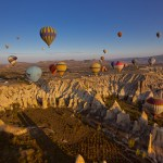 A Cappadocia Hot Air Balloon Ride