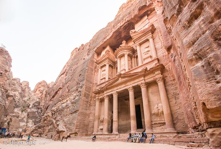 treasury petra, al-khazneh