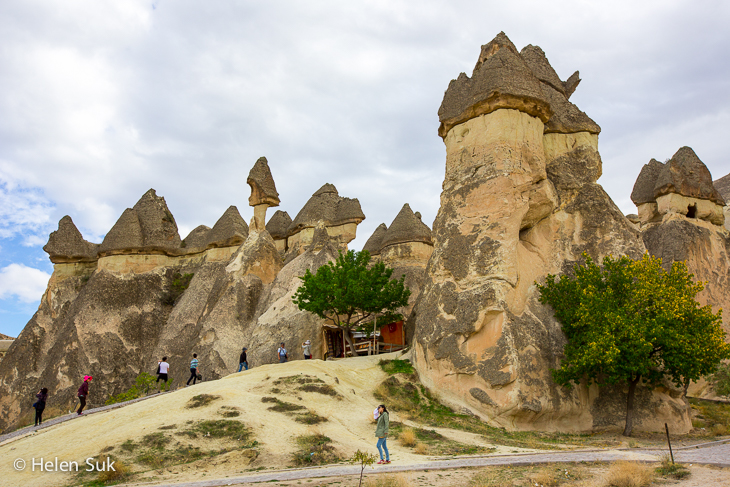 monks valley, cappadocia