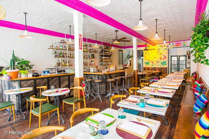 la condesa mexican restaurant prince edward county