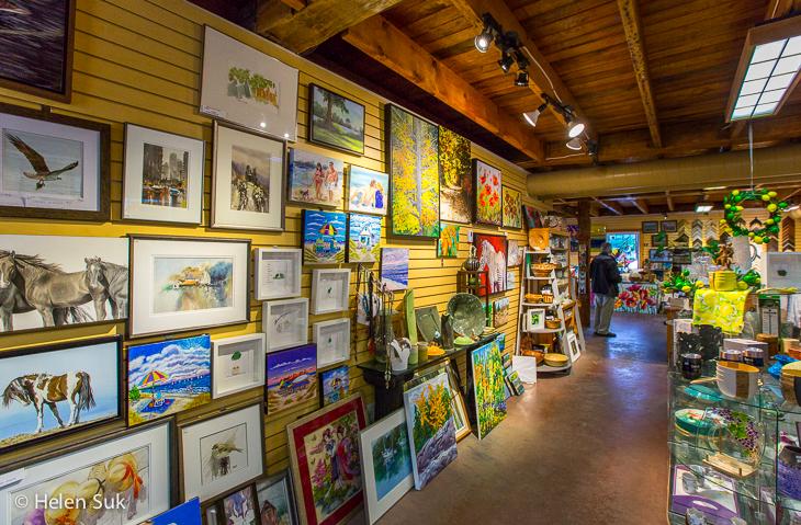 sidestreet art gallery prince edward county