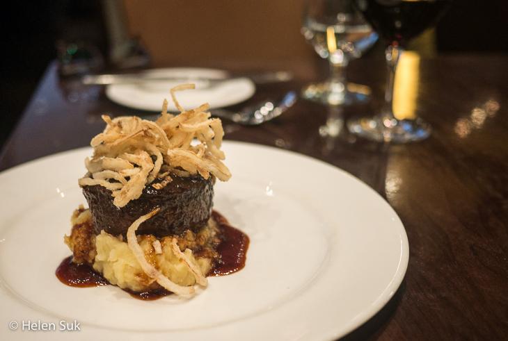 sirloin steak at casino rama st germains restaurant