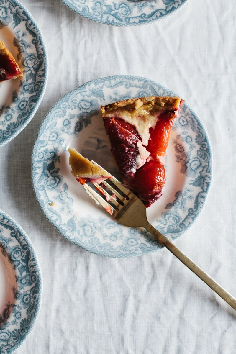Plum Tart // Not Without Salt