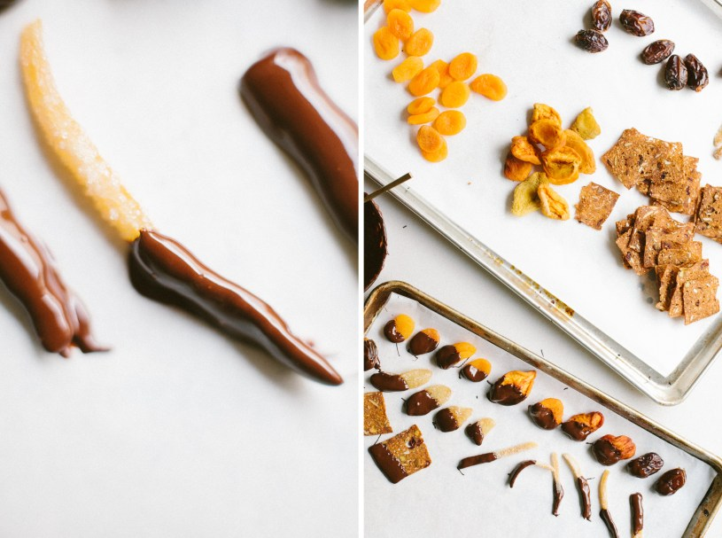 Chocolate Dipped Things // Notwithoutsalt.com