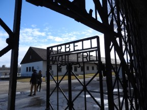 Davao Concentration Camp - the first one just outside Munich.