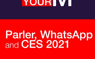Parler, WhatsApp and CES 2021