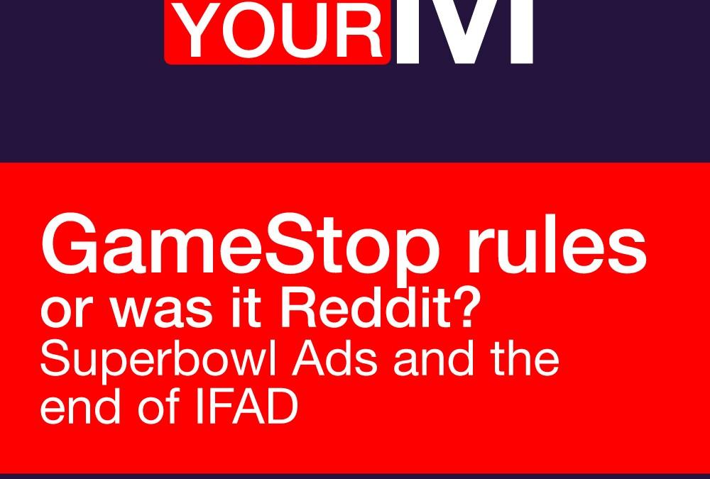 GameStop rules! Or was it Reddit?