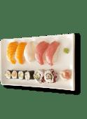 Sushi at Wagamama