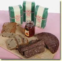 Teff bread is gluten free