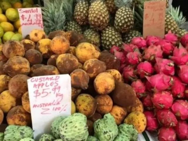 santol fruit in cabramatta sydney