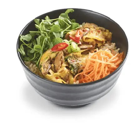 Wagamama Calories - the 2019 version - Not Your Normal