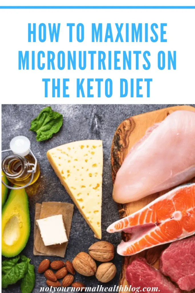 Selection of foods suitable for the keto diet like avocado, salmon and cheese