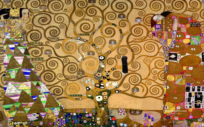 Klimt - The Tree of Life