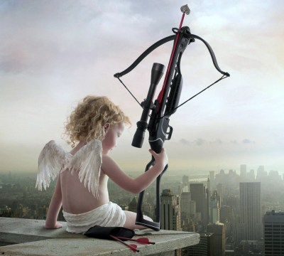 Cupidon and the city