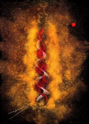 ADN - by Viviane-José Restieau