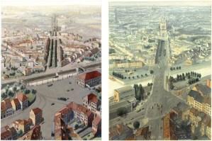 Brussels 1900-2000 - Luc Schuiten