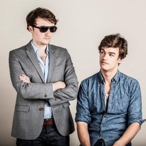 Geoffrey et Benoît