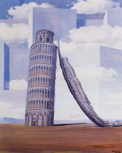 Magritte - Memory of a Journey