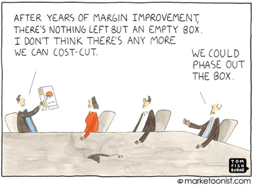 Margin improvement
